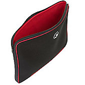 Techair Z Series Z0311 Clam Styled Slipcase (Black/Red) for 16 inch to 173 inch Laptop