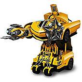Nikko Remote Control Transformers Autobot Bumblebee