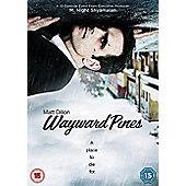Wayward Pines Season 1 DVD