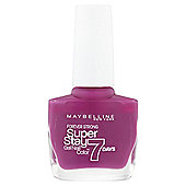 Maybelline SuperStay 7 Days Nail Colour 230 Berry Stain