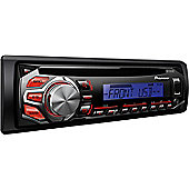 PIONEER DEH 1800UBB Frontloader CD/Mp3 Player