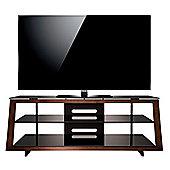 BellO AVSC-4260 Dark Wood TV Stand