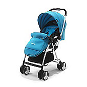 Mee-Go Feather Lightweight Stroller - Blue