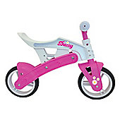 Concept Daisy Girls Balance Bike Fully adjustable to suit ages 1.5yr+