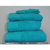 Luxury Egyptian Cotton Bath Towel - Aqua