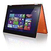 "Lenovo Yoga 2 13 13.3"" 8GB Ram 8GB SSD + 500GB HDD Webcam Wireless"