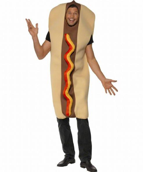 Hotdog - Adult Costume Size: 38-40