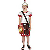 Child Roman Soldier Costume Medium
