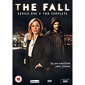 The Fall Series One & Two Box Set - 4disc