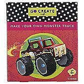 GO CREATE MONSTER TRUCK