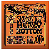 Ernie Ball Skinny Top Heavy Bottom Elec Guitar Strings
