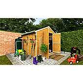 BillyOh 4000 6 x 8 Windowless Tongue & Groove Apex Shed