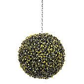 Closer To Nature Artificial 29cm Diameter Boxwood Ball Topiary