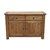 Furniture Link Danube Large Sideboard in Weathered Oak