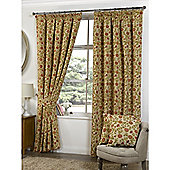 KLiving Rani Pencil Pleat Curtains 90x54