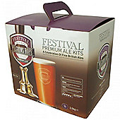 Festival 40 Pint Beer Kit - Pilgrims Hope Bitter