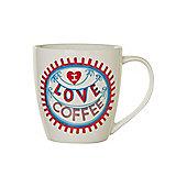 Linea By Mary Fellows I Love Coffee