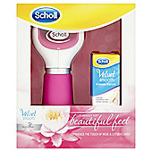 Scholl Velvet Smooth Gift set