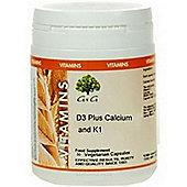Vitamin D3 Plus Calcium & K1