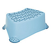 Tesco Loves Baby Step Stool Blue.
