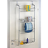 Wenko Door Rack with 4 Shelves