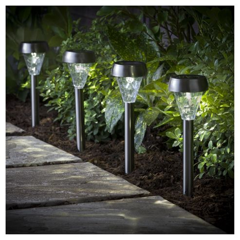 buy tesco bubble glass solar marker from our solar lights. Black Bedroom Furniture Sets. Home Design Ideas