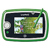 LeapFrog LeapPad 3 Green Kids Tablet