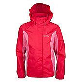 Belle Kids Waterproof Jacket - Pink