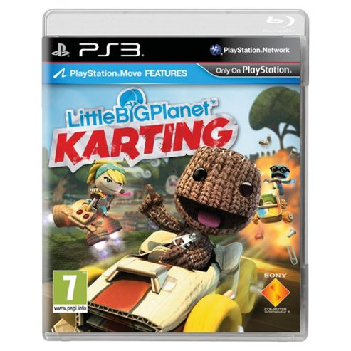 Littlebig Planet Karting