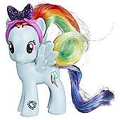 My Little Pony Figure - Rainbow Dash