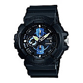 Casio G-Shock Mens Chronograph Luminous Hands Date Display Watch - GAC-100-1A2ER