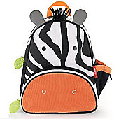 Skip Hop Zoo Kids' Backpack, Zebra