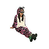 J-Animals Junior Zebra Onesie (Age 4-7)