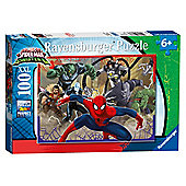 Spiderman - XXL100pc Puzzle