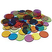 Learning Resources Transparent Counters (Set of 250)