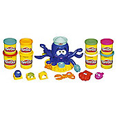 Play-Doh Octopus Playset With 4 Cans Of Doh