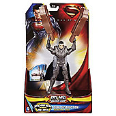 Superman Power Attack Deluxe General Zod Figure