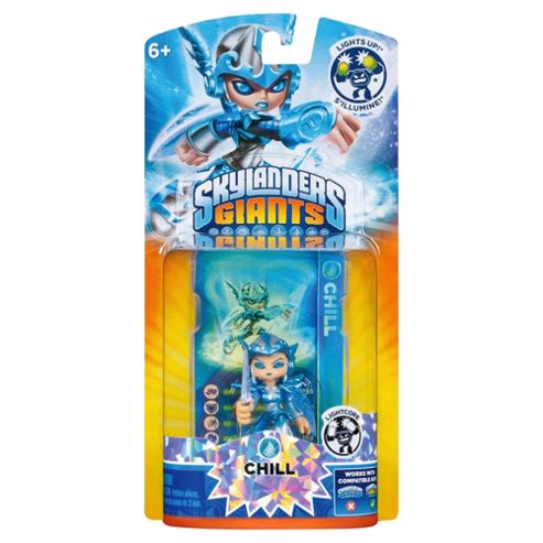 Skylanders Giant - Lightcore Single Character - Chill