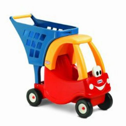 LITTLE TIKES 618338000 Cosy Shopping Trolley