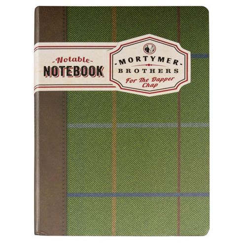 Mortymer Brothers Notebook