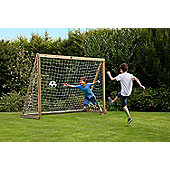 Plum Wooden Football Goal 8x6ft