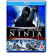 Ninja: Shadow Of A Tear Blu Ray