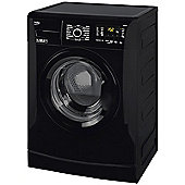 Beko Washing Machine, WMB71233B, 7KG Load, with 1200rpm - Black