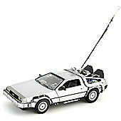 Back To The Future Part 1 - Die-Cast DeLorean