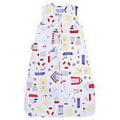 Grobag 6-18 Months,  0.5 Tog, Sandcastle Bay Baby Sleep Bag