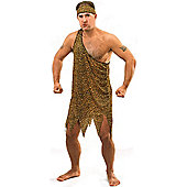 Caveman Value - Adult Costume Size: 40-44