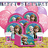 Disney Frozen Pack - Deluxe For 8