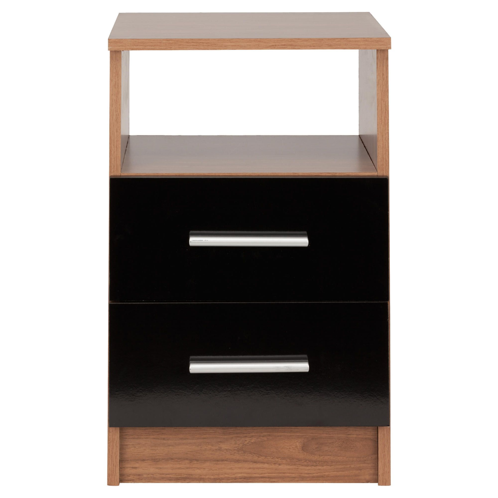 Black Gloss Bedside Tables and Cabinets Shop Gloss  : 220 1187PITPS1531504wid2000amphei2000 from shopglossfurniture.co.uk size 2000 x 2000 jpeg 128kB