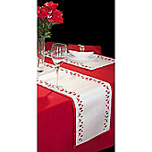 Blue Canyon Yuletide Table Runner