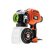 Black and Decker BDPS600 Heavy-Duty Spray Gun 150 Watt 240 Volt